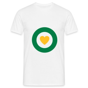 Celtic Love Target - Men's T-Shirt
