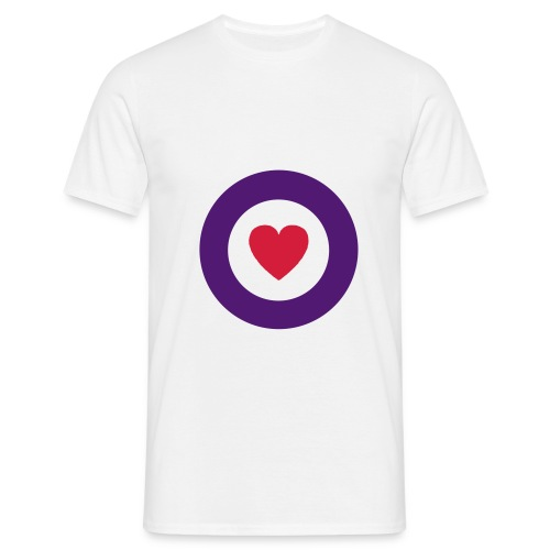 Rangers Love Target - Men's T-Shirt