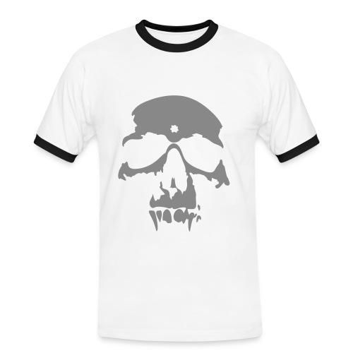 Heavy - Camiseta contraste hombre