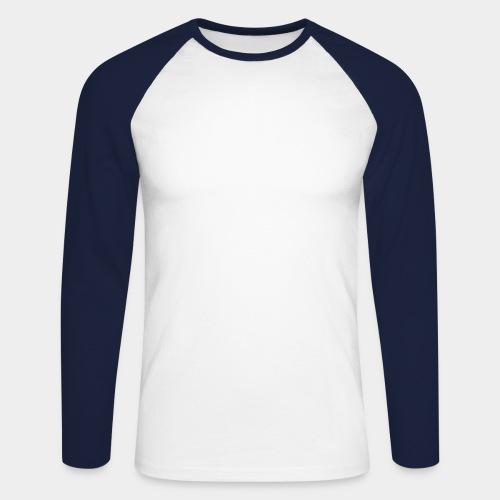 Long Sleeve - Männer Baseballshirt langarm