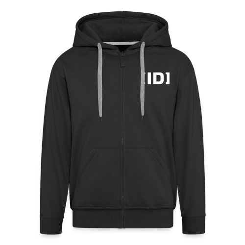 ID Hood - Men's Premium Hooded Jacket