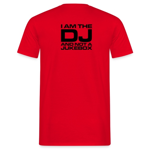 DJ FOU - T-shirt Homme
