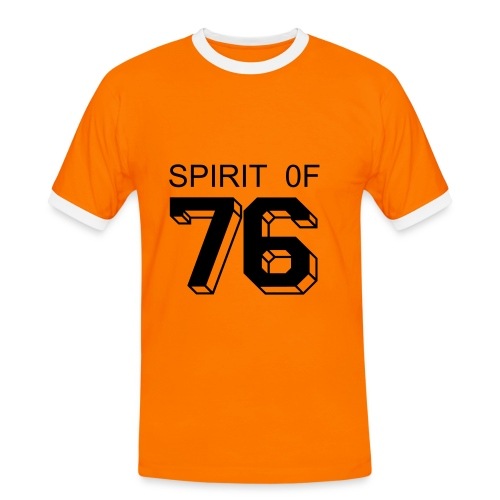 Carrick Rangers T-Shirt - Men's Ringer Shirt