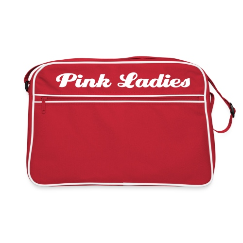 Pink Ladies Sportbag - Retroväska