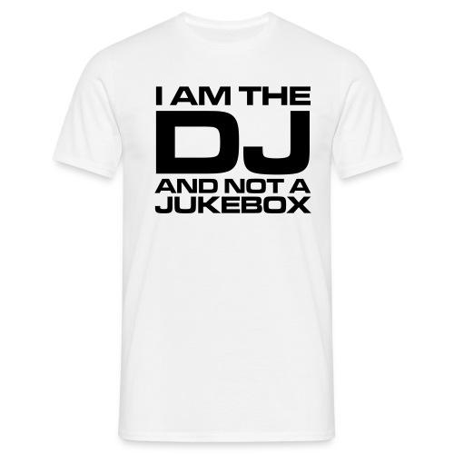 DJ T Shirt - Men's T-Shirt