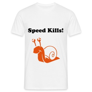 Speed Kills - Men's T-Shirt