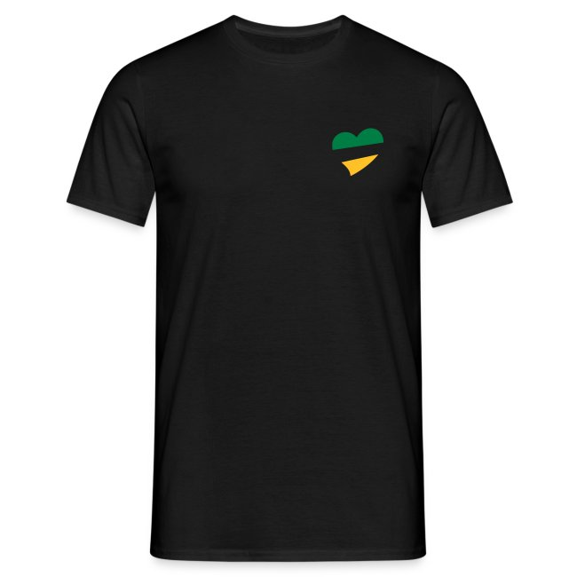 Men's BG&G Heart T-Shirt