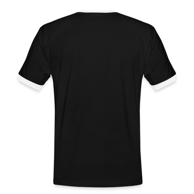 Men's BG&G Heart Slim Contrast T-Shirt