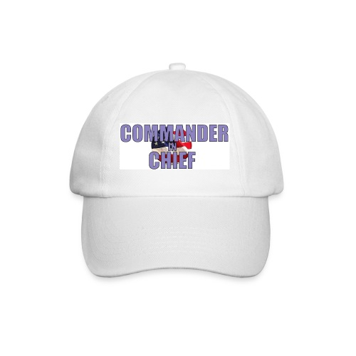 Commander in Chief cap - Baseballkappe