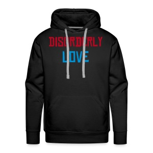 Disorderly Love Hood - Men's Premium Hoodie