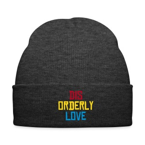 Disorderly Love Beanie - Winter Hat