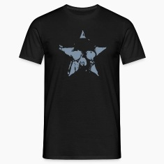 Black Death Star T-Shirt