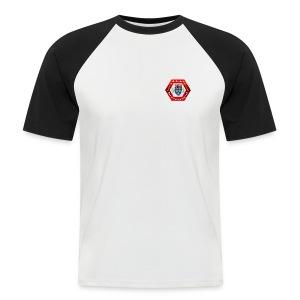 KCR Sport (Logo + Nummer) - Männer Baseball-T-Shirt