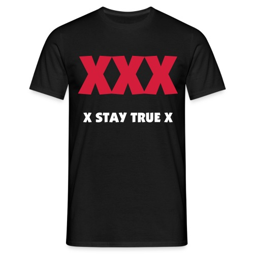 Stay true - T-shirt Homme