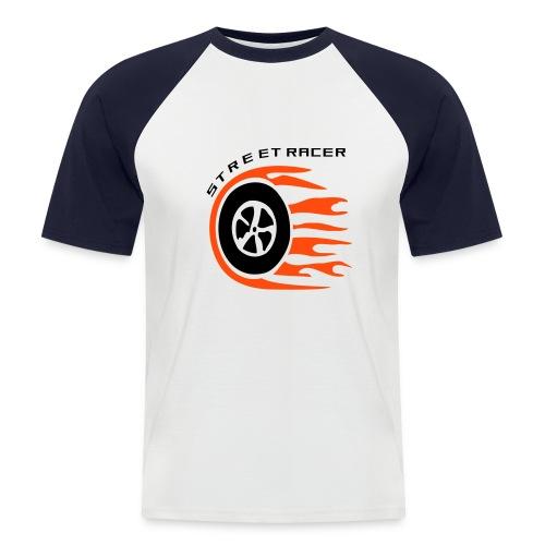 racer - Men's Baseball T-Shirt