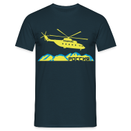 T-Shirts ~ Men's T-Shirt ~ Russian Chopper Tee