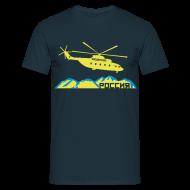 T-Shirts ~ Men's T-Shirt ~ Russian Chopper Tee
