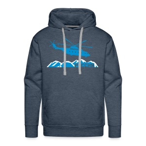 Russian Chopper Hoody - Men's Premium Hoodie