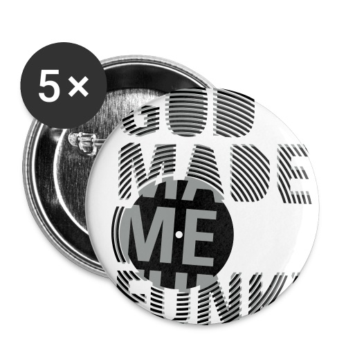 funky - rintamerkit 5kpl - Rintamerkit isot 56 mm