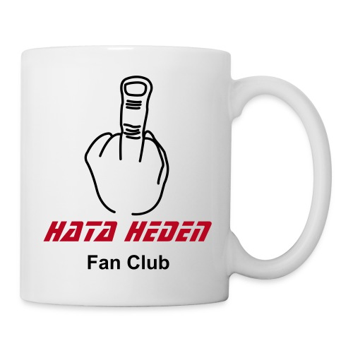 Hata Heden Fan Club - Mugg