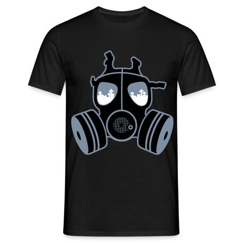 Máscara Negra - Camiseta hombre