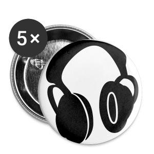 DeeDee's Headphone - Buttons small 25 mm