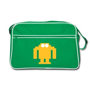 Robot Bag - Retro Bag