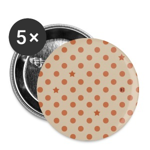 5 Autres jolis badges 25mm - Badge petit 25 mm