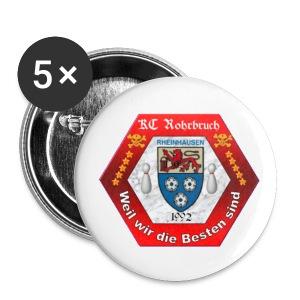 KCR Sticker Logo - Buttons klein 25 mm