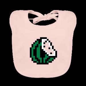 Pixel-Melon - Baby Organic Bib