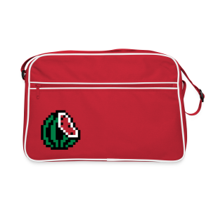 Pixel-Melon - Retro Bag