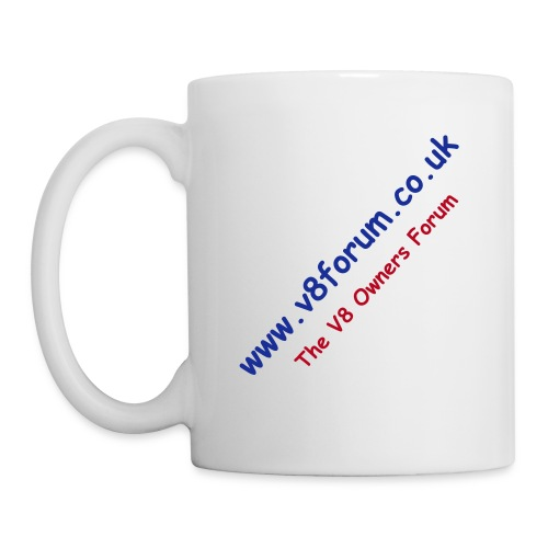 Forum Mug (Right hand) - Mug
