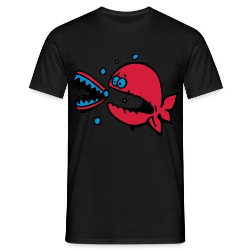 Pirania - Koszulka męska
