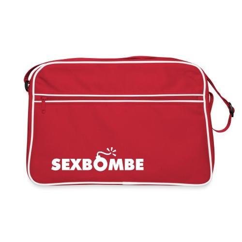 Retro-Tasche Sexbombe - Retro Tasche