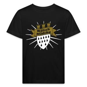 Koelsch Maedche - Kinder Bio-T-Shirt