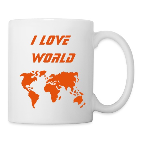 MUG WORLD  - Tazza