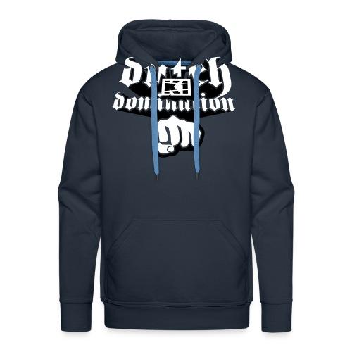 Dutch Domination (Sweater,Blue) - Mannen Premium hoodie
