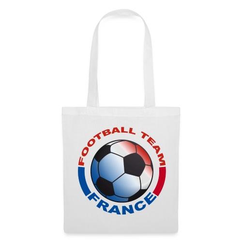 sac tissu football - Tote Bag