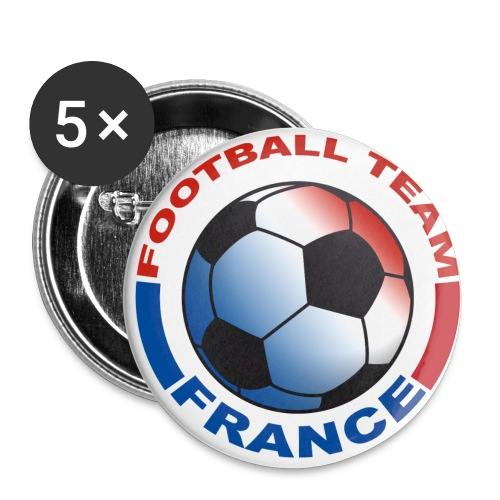 badge football - Buttons large 56 mm