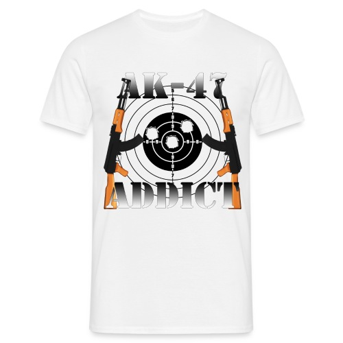 Ak47 Addict - T-shirt Homme