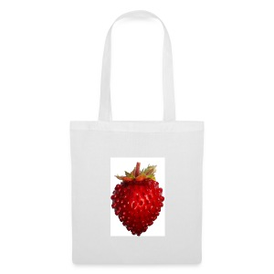 Wild Strawberry Tote Bag - Tote Bag