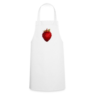 Wild Strawberry Cooking Apron - Cooking Apron