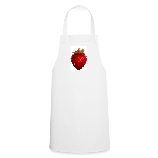 Wild Strawberry Cooking Apron