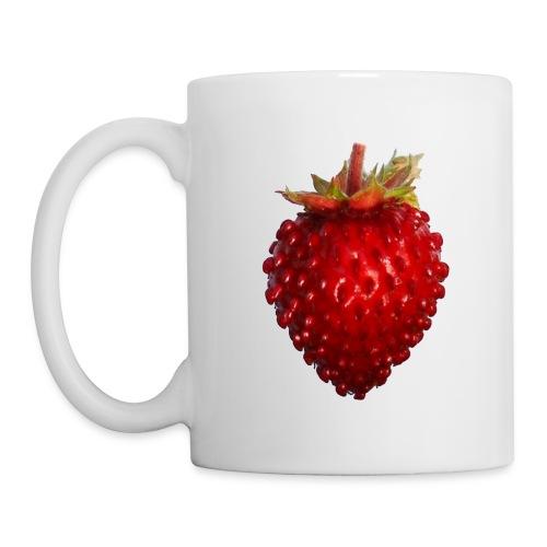 Wild Strawberry Mug - Mug