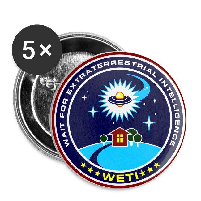 WETI Badges