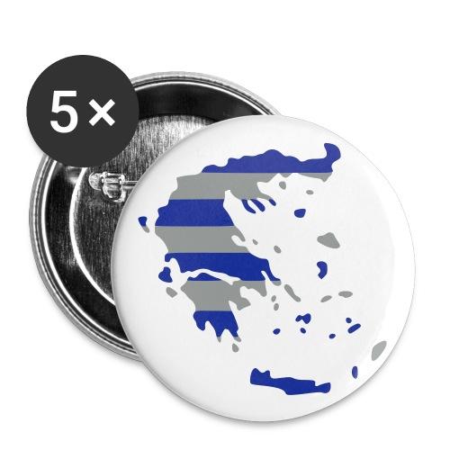 ελληνικός - Badge petit 25 mm