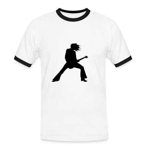 Rock God - Men's Ringer Shirt