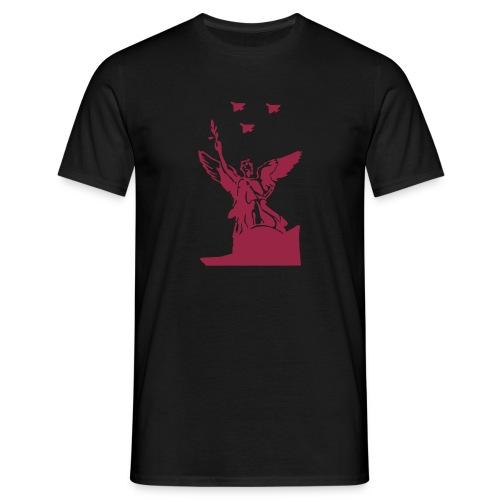 Make peace like war? - Männer T-Shirt