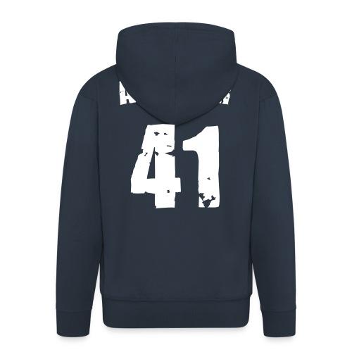 41 All star VoDoo™ - Felpa con zip Premium da uomo