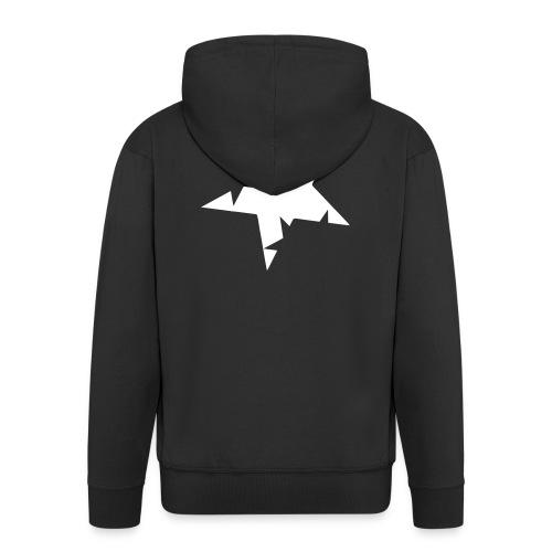 Star VoDoo™ - Felpa con zip Premium da uomo